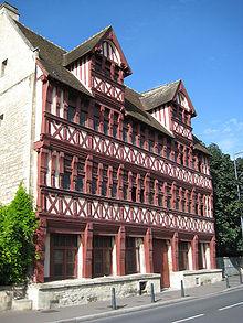 Caen Maison des Quatrans