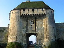 Château de Caen - Porte des champs