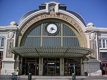 Gare Rochefort