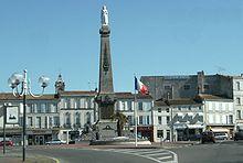 Monument aux Morts de Rochefort