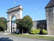 Porte Arsenal Rochefort