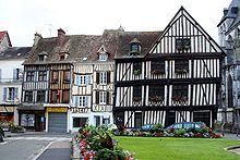 Vernon - Place Barette