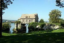 Vernon - Vieux moulin