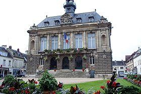Vernon - Hôtel de ville